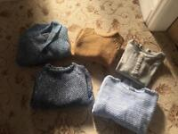 Next Age 6 Boys Jumpers
