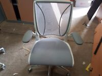 Humanscale world task chair top spec chair