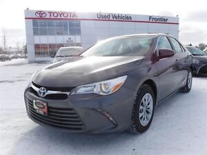 2015 Toyota Camry LE TOYOTA CERTIFIED PRE OWNED