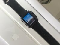 Apple Watch Sport 38mm Aluminium Case Black, WatchOS 3 - PayPal or Cash On Collection - Will Deliver
