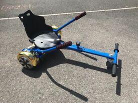 Go Kart, Hover Board, Skate Board, Electric