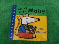 Maths is Fun . Brand New Maisy's First Counting Book