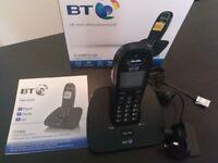 BT 1000 single Cordless phone