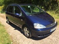 Ford Galaxy Ghia TDI Auto