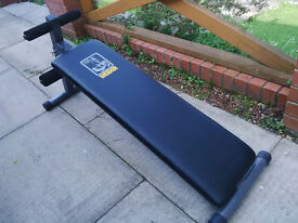 Sit up Bench - Exercise/Fitness