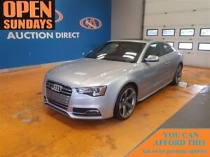 2015 Audi S5 3.0T TECHNIK! V6 SUPERCHARGED! NAVI!