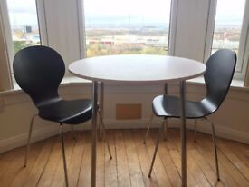 Scandi style table and chairs