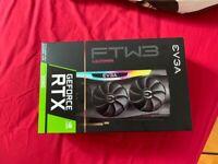 EVGA Nvidia RTX 3080 FTW3 ULTRA 10gb