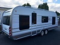 Tabbert Caravan 640 Princess Special (2014) One Owner From New! Hobby/Fendt