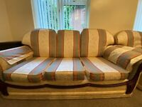 Used Sofa set for sale , good condition