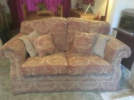 3 & 2 seater sofas & chair