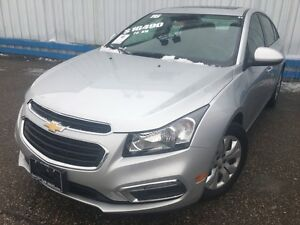2016 Chevrolet Cruze LT *SUNROOF*