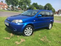 Honda HR-V Vtec 12 moths mot tax hpi clear