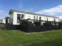 Luxury caravan to rent in New Quay Wales