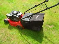Lawnmower Petrol `Power Devil` £55.00 ono