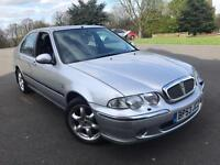 ROVER 45 IMPRESSION S3 SALOON LEATHER INTERIOR
