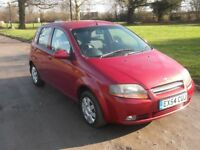 2004 DAEWOO KALOS XTRA COOL 1.2, MOT OCTOBER 2018, FSH, CAMBELT & WATERPUMP DONE, £595