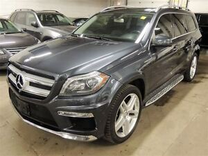 2014 Mercedes-Benz GL-Class GL350 BT, AMG PACK, NAVI, 360 CAMERA