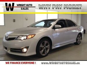 2014 Toyota Camry SE| LEATHER| SUNROOF| BACKUP CAM| BLUETOOTH| 4