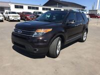 2014 Ford Explorer Limited/JUST LIKE NEW 2 TONE INTERIOR AWD/NAV