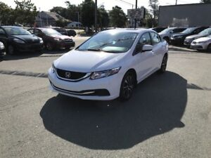 2015 Honda Civic EX($133 bw, w/ $0 down, OAC)  LIKE BRAND NEW!!!