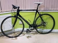 CluadButler Strada Carbon fibre Hybrid Bike