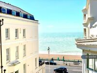 Studio flat in Beachfront & Parking Inc, Brighton, BN2 (#917090)