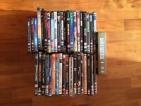 DVD Joblot/Collection - 57 titles! (Band of Brothers, Raging Bull, Donnie Darko etc...)