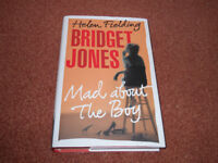Bridget Jones Mad About A Boy by Helen Fielding
