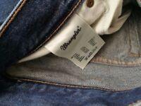 Wrangler Jeans - Men - W34 L32 - REGULAR FIT - USED BUT EXCELLENT CONDITION