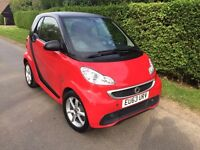 Smart Fortwo 0.8 CDI Pulse Softouch 2dr FINANCE ME FROM £110 A MONTH!