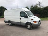 Iveco daily van 2.8 diesel 2002 year