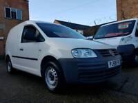 2009 59 Volkswagen Caddy Van C20 TDI - Low Mileage - No Vat - 3 Months Warranty