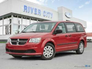 2016 Dodge Grand Caravan $158 b/w taxes in pmt | SE/SXT