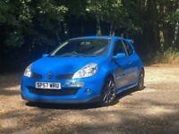 Renault Clio Renaultsport 197 F1 R27 No. 364/500 Racing Blue *Rare*
