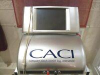 CACI Classic Mk2 non-surgical face lift machine
