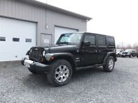 2011 Jeep WRANGLER UNLIMITED SPORT! 4DR! 59KM! AIR!