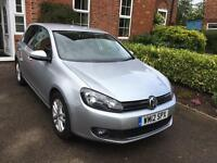VW Golf 2.0 TDI GT Bluemotion
