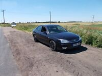 FORD MONDEO TDCI 130 6 SPEED