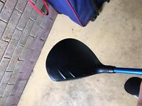 Ping G30 7 wood with matching head cover Reg Shaft