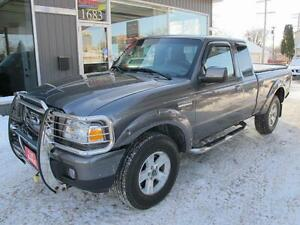 2006 Ford Ranger XLt 4x4 Xtra cab pickup only 118,000 k  $11,995