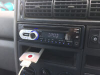 Clarion Ipod/Tuner/CD 50Wx4 Car Stereo (CZ209E)