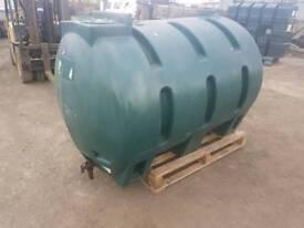 1300 litre oil tank or diesel storage tank