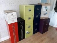 New bisley filing cabinets