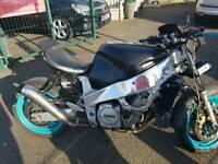 custom Street fighter 1000cc
