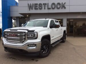 2016 GMC Sierra 1500 SLT Heated Steering Wheel