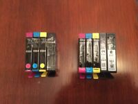 Ink cartridges HP 364 equivalent.