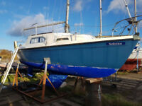 Vivacity 24 Fin keel sailing boat, Yacht