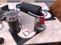 Nespresso click plus milk frother