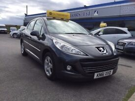 Peugeot 207 1.4 HDi Envy 5dr GREY MANUAL DIESEL